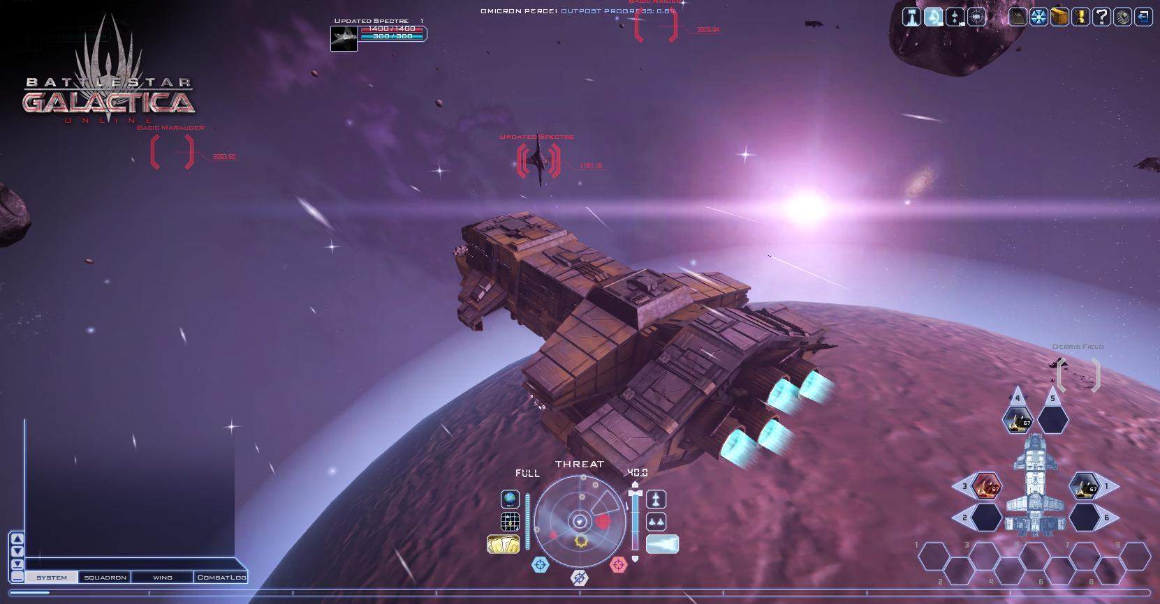 Звездный крейсер галактика играть онлайн