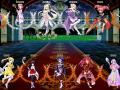 Браузерная игра Flower Knight Girl