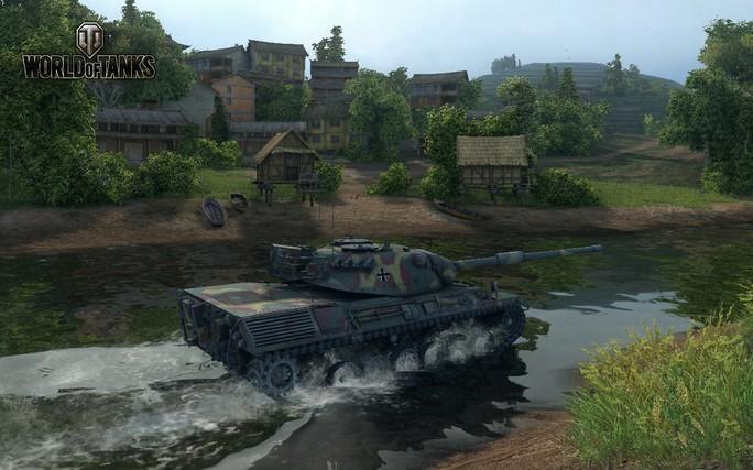 World of Tanks — бесплатная онлайн игра